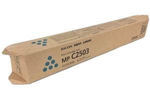 Ricoh 841924 Cyan Original Toner Cartridge for MPC2003 MPC2503