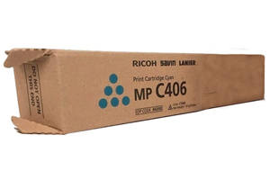 Ricoh 842092 Cyan Original Toner Cartridge for Aficio MPC306