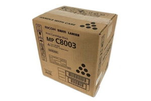 Ricoh 842196 Black Original Toner Cartridge for MPC8003 MPC6503