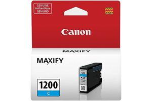 Canon PGI-1200 9232B001 Cyan Original Ink Cartridge for MB2020