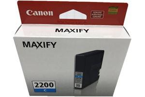 Canon PGI-2200 9304B001 Cyan OEM Genuine Ink Cartridge for MB5020