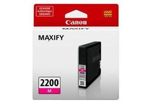 Canon PGI-2200 9305B001 Magenta Original Ink Cartridge for MB5020