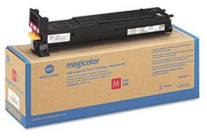 Konica A0DK331 Magenta OEM Genuine Toner Cartridge for 4650 4690 4697