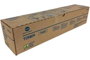Konica Minolta A5E7230 Yellow Original Toner Cartridge for C6085