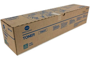 Konica Minolta A5E7430 Cyan Original Toner Cartridge for C6085
