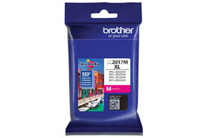 Brother LC3017M Magenta OEM Genuine High Yield Ink Cartridge MFC-J5330