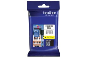 Brother LC3019Y Yellow OEM Genuine Super High Yield Ink Cartridge