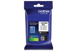 Brother LC3029BK Black OEM Genuine Super High Yield Ink Cartridge