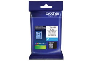 Brother LC3029C Cyan OEM Genuine Super High Yield Ink Cartridge