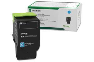 Lexmark C2310C0 Cyan OEM Genuine Toner Cartridge for MC2640 C2325