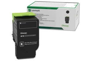 Lexmark C2310K0 Black OEM Genuine Toner Cartridge for MC2640 C2325
