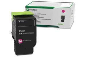 Lexmark C2310M0 Magenta OEM Genuine Toner Cartridge for MC2640 C2325