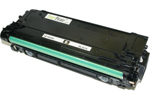 Compatible with CF360A Toner Cartridge M553N Suitable for HP Color Laserjet M552DN M553DN Easy to add Powder Printer Toner cartridges 6000 Pages-Black M553X
