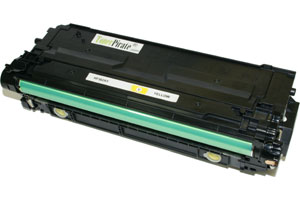 HP CF362A 508A Yellow Compatible Toner Cartridge for M553 M577