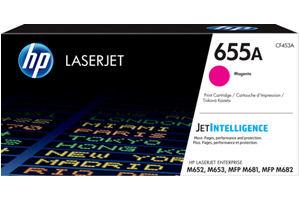 HP CF453A 655A Magenta OEM Genuine Toner LaserJet for M652 M653 M681