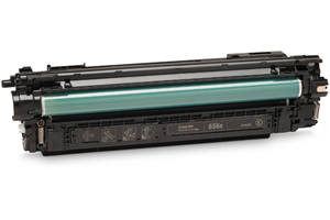 HP CF460X 656X Black High Yield Compatible Toner Cartridge for M652n