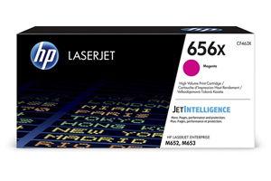 HP CF463X 656X Magenta High Yield OEM Genuine Toner Cartridge for M652
