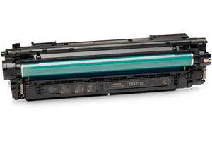 HP CF471X 657X Cyan High Yield Compatible Toner Cartridge for M681dh