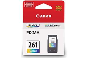 Canon CL-261 Color Original Ink Cartridge for PIXMA TS5320