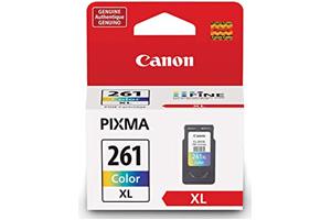Canon CL-261XL Color Original Ink Cartridge for PIXMA TS5320