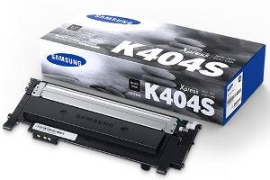 Samsung CLT-K404S [OEM] Genuine Black Toner Cartridge for C430W C480FW