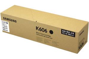 Samsung CLT-K606S Black OEM Genuine Toner Cartridges for CLX-9252NA