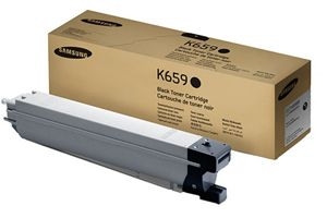 Samsung CLT-K659S Black OEM Genuine Toner Cartridges for CLX-8640ND