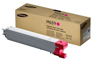 Samsung CLT-M659S Magenta OEM Genuine Toner Cartridges for CLX-8640ND