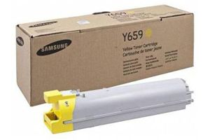 Samsung CLT-Y659S Yellow OEM Genuine Toner Cartridges for CLX-8640ND