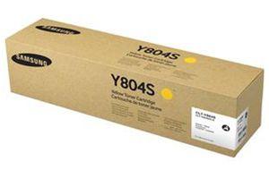 Samsung CLT-Y804S Yellow OEM Genuine Toner Cartridges for SL-X3280NR