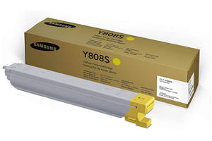 Samsung CLT-Y808S Yellow OEM Genuine Toner Cartridge for X4250LX