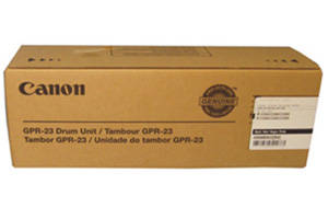 Canon 0456B003 GPR-23 Black [OEM] Genuine Imaging Drum Unit