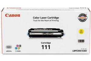 Canon 111 [OEM] Genuine Yellow Toner Cartridge for MF9150 MF9170