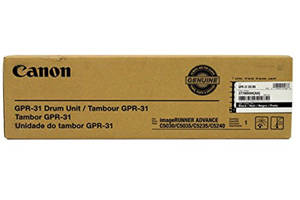 Canon 2778B004 GPR-31 Black [OEM] Genuine Imaging Drum Unit