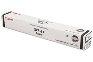 Canon 2790B003 GPR-31 Black [OEM] Genuine Toner Cartridge for C5030