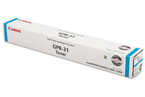 Canon 2794B003 GPR-31 Cyan [OEM] Genuine Toner Cartridge for C5030