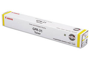 Canon 2802B003 GPR-31 Yellow [OEM] Genuine Toner Cartridge for C5030