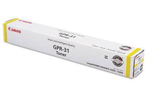 Canon 2802B003 GPR-31 Yellow [OEM] Genuine Toner Cartridge for C5030