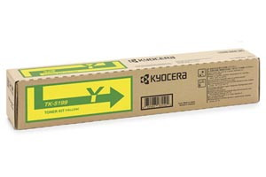 Copystar TK-5199Y Yellow [OEM] Genuine Toner Cartridge for CS-306ci
