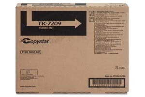 Copystar TK-7209 [OEM] Genuine Toner Cartridge for CS-3510i Printers