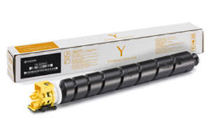 Copystar TK-8349Y OEM Genuine Yellow Toner Cartridge CS2552ci