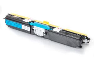 Okidata 44250715 Cyan High Yield Type D1 Toner Cartridge for C110 C130 Color