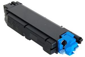 Kyocera TK-5142C Compatible Cyan Toner Cartridge for ECOSYS P6130cdn