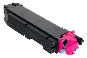 Kyocera TK-5142M Compatible Magent Toner Cartridge for ECOSYS P6130cdn