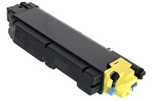 Kyocera TK-5142Y Compatible Yellow Toner Cartridge for ECOSYS P6130cdn