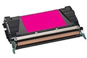 Lexmark X746A1MG Compatible Magenta Toner Cartridge for X746 X748