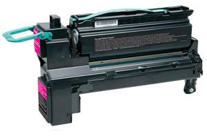 Lexmark C792X1MG Compatible Extra High Yield Magenta Toner for C792E