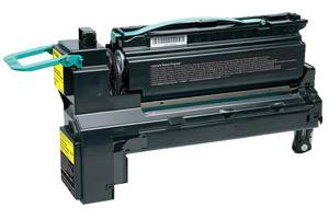 Lexmark C792X1YG Compatible Extra High Yield Yellow Toner for C792E