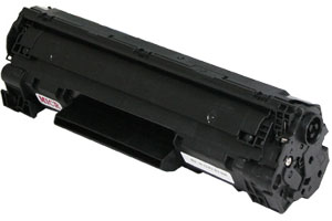 HP CB436A MICR Laser Toner Cartridge for LaserJet M1522 P1505 Printer