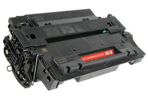 HP CE255A / 55A Laser MICR Toner Cartridge for LaserJet P3010 P3015 P3016